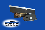 "3"" Drotto Catch-N-Release Boat Latch"