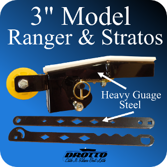 "3"" Drotto For Ranger and Stratos"